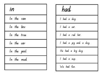 Oxford  Word Fluency Sentences Blue Level