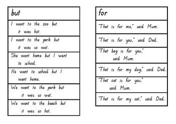 Oxford Word Fluency Sentences Orange Level