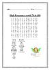 Oxford Word List Word Find 1-100