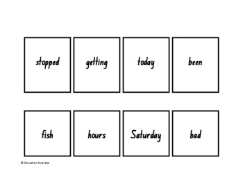 Oxford Wordlist Plus Flash Cards Set - Words 251 - 300 - Memory / Sight Words