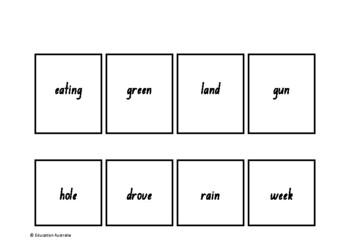 Oxford Wordlist Plus Flash Cards Set - Words 351 - 400 - Memory / Sight Words