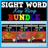 Oxford Sight Words 0-300 KEY RING BUNDLE