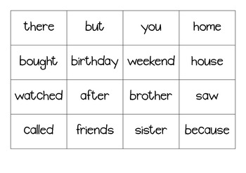 Oxford Words Board Game