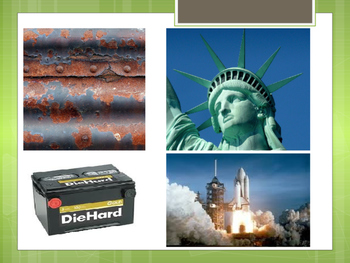 Oxidation Reduction PowerPoint