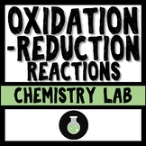 Oxidation-Reduction Reactions Lab