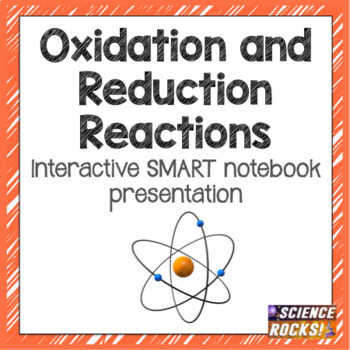 Oxidation and Reduction SMART notebook presentation