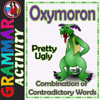 Oxymoron Figurative Language
