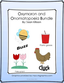Oxymoron and Onomatopoeia: A Comprehensive Unit