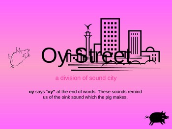 Oy Street (Sound City)