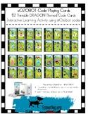 Ozobot 52 Printable DRAGON Code Playing Cards
