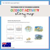 Ozobot Activity: Story Map - The Strange Story of the Singing Clownfish