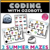 Ozobot Activity Sheet Summer