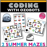 Ozobot Activity Sheet Summer