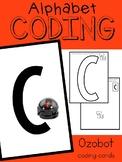Ozobot- Alphabet Coding