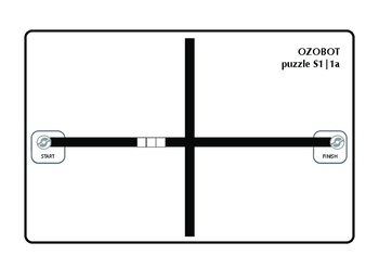 Ozobot Brain Teaser series 1 and 2