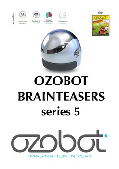 Ozobot BrainTeasers series 5