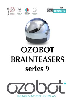 Ozobot BrainTeasers series 9