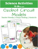 Ozobot Circuit Model Bundle (with color code stickers!)