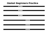 Ozobot Coding Practice- UPDATED