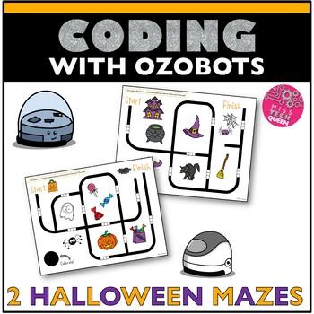Ozobot Fall Maze