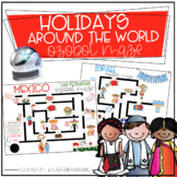 Ozobot Holidays Around the World