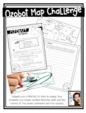Ozobot Map Skills Challenge
