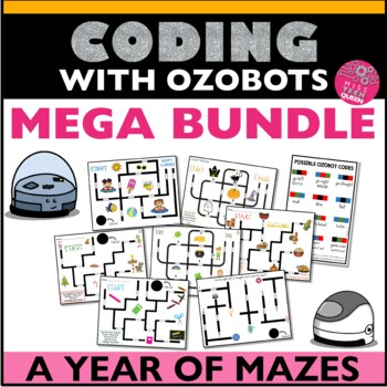 Ozobot Activity Sheets Coding and Robotics