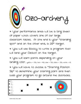 Ozobot Olympics