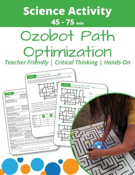 Ozobot Programming: Path Optimization