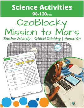 Ozobot Programming: Mission to Mars