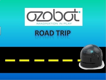Ozobot Road Trip