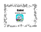 Ozobot Roll the Dice Game - Geometry