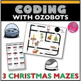 Ozobot Maze: Santa Run