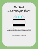 Ozobot Scavenger Hunt - Google Slides Download