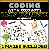 Ozobot Maze Activity May Fourth