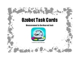 Ozobot Task Cards - Measurement