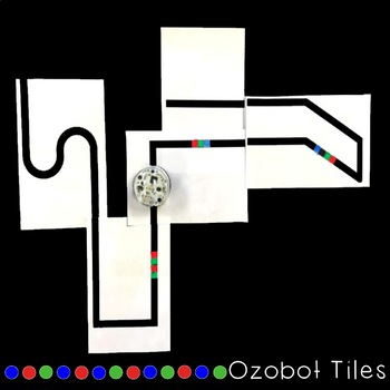 Ozobot Tiles