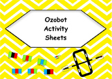 Ozobot activity sheets