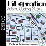 Hibernating Animals Coding Mazes  Perfect for Ozobots
