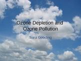 Ozone & Depletion