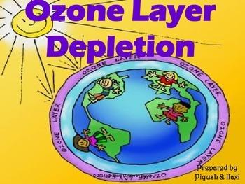 ozone layer depletion cau by brilliant classes science math ela teachers pay teachers. Black Bedroom Furniture Sets. Home Design Ideas