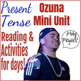 Ozuna Mini Unit - Music March Madness Reading and Activiti
