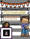 Ozymandias - Interactive poetry notebook