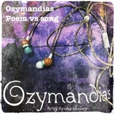Ozymandias - analyzing theme in multiple media