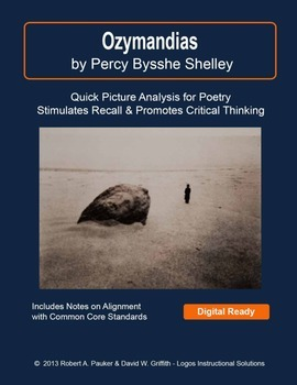 """Ozymandias"" by Percy Bysshe Shelley: Quick Picture Analysis"
