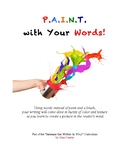 P.A.I.N.T. with Your Words