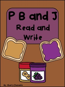 P B and J Read and Write