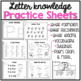 P Beginning Sound Letter of The Week Activity Pack