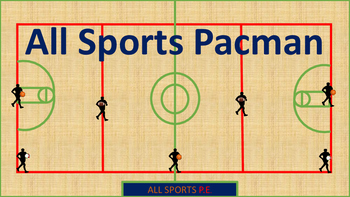 P.E. ALL SPORTS PACMAN