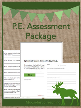 P.E. Assessment Package